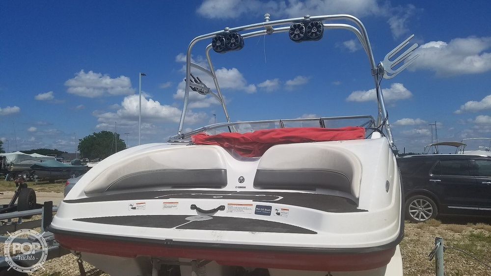 2006 Yamaha boat for sale, model of the boat is AR 210 & Image # 16 of 40