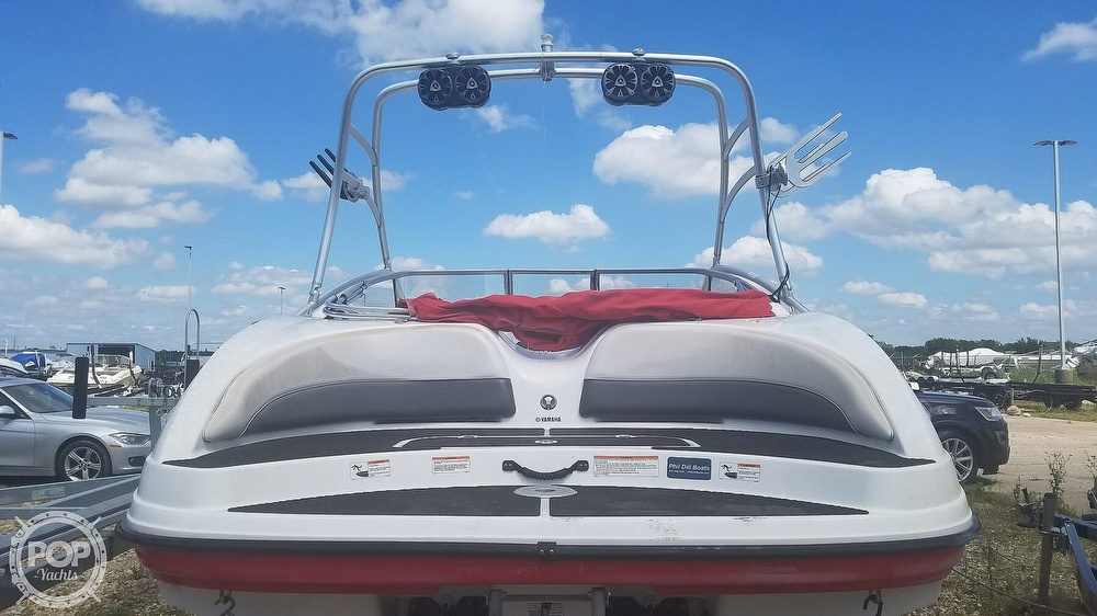 2006 Yamaha boat for sale, model of the boat is AR 210 & Image # 17 of 40