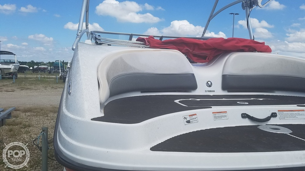 2006 Yamaha boat for sale, model of the boat is AR 210 & Image # 21 of 40