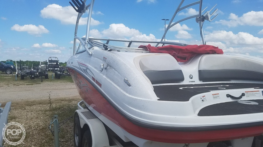 2006 Yamaha boat for sale, model of the boat is AR 210 & Image # 22 of 40