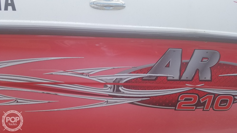 2006 Yamaha boat for sale, model of the boat is AR 210 & Image # 28 of 40