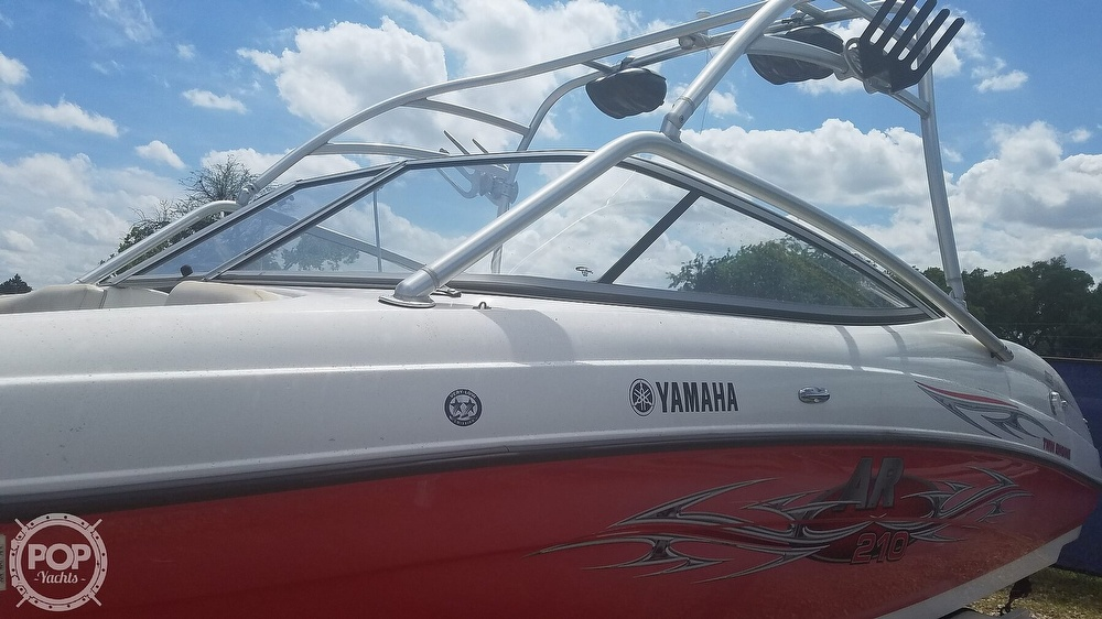 2006 Yamaha boat for sale, model of the boat is AR 210 & Image # 32 of 40
