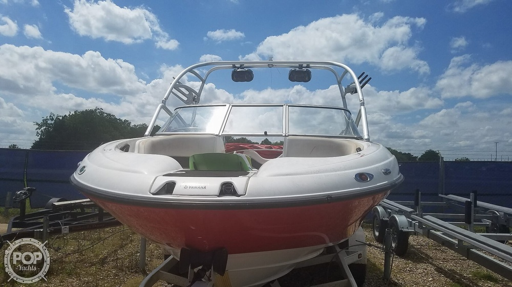 2006 Yamaha boat for sale, model of the boat is AR 210 & Image # 39 of 40