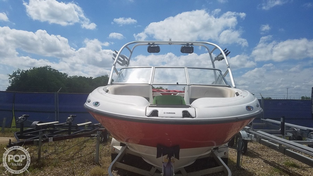2006 Yamaha boat for sale, model of the boat is AR 210 & Image # 40 of 40