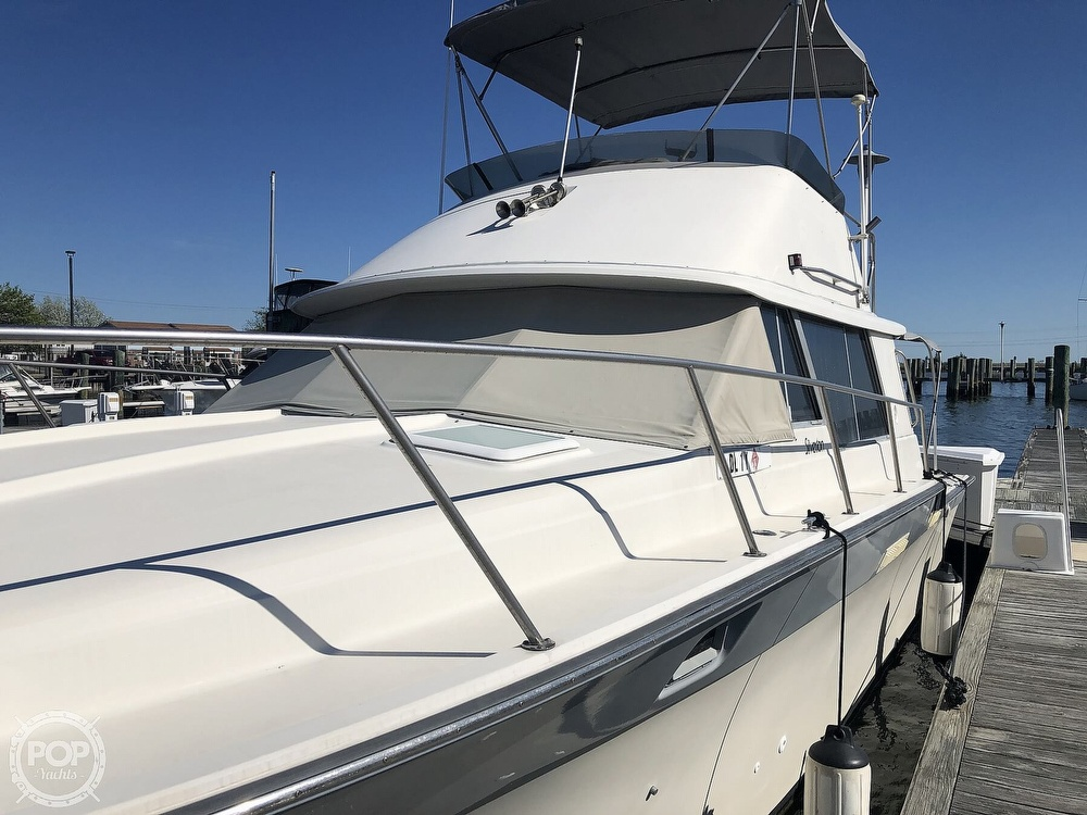 1987 Silverton boat for sale, model of the boat is 34 Convertible & Image # 16 of 40