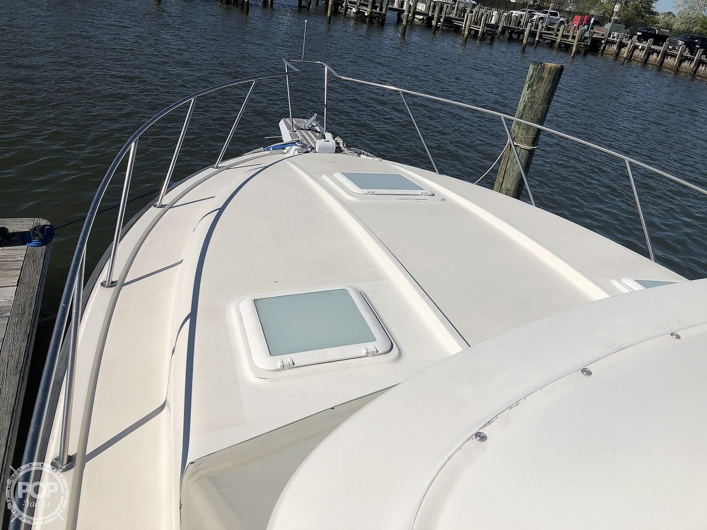 1987 Silverton boat for sale, model of the boat is 34 Convertible & Image # 20 of 40