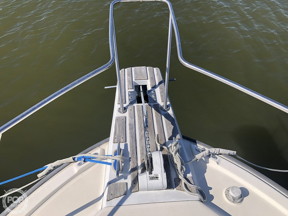 1987 Silverton boat for sale, model of the boat is 34 Convertible & Image # 21 of 40