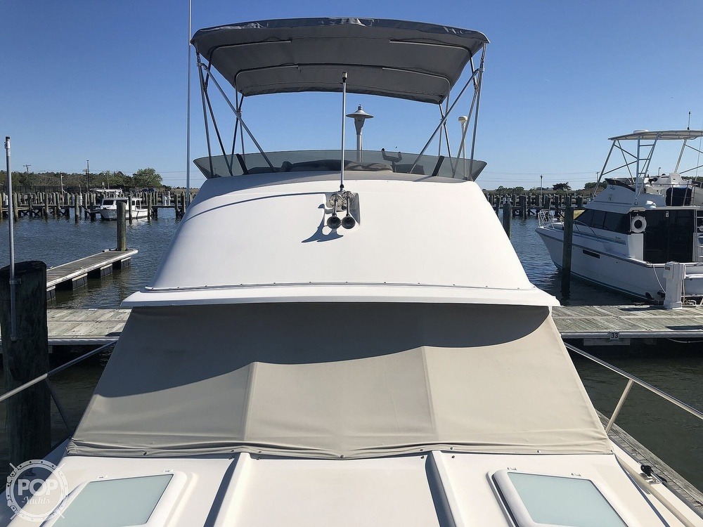 1987 Silverton boat for sale, model of the boat is 34 Convertible & Image # 22 of 40
