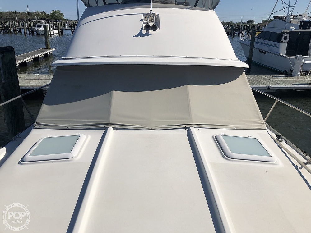 1987 Silverton boat for sale, model of the boat is 34 Convertible & Image # 23 of 40