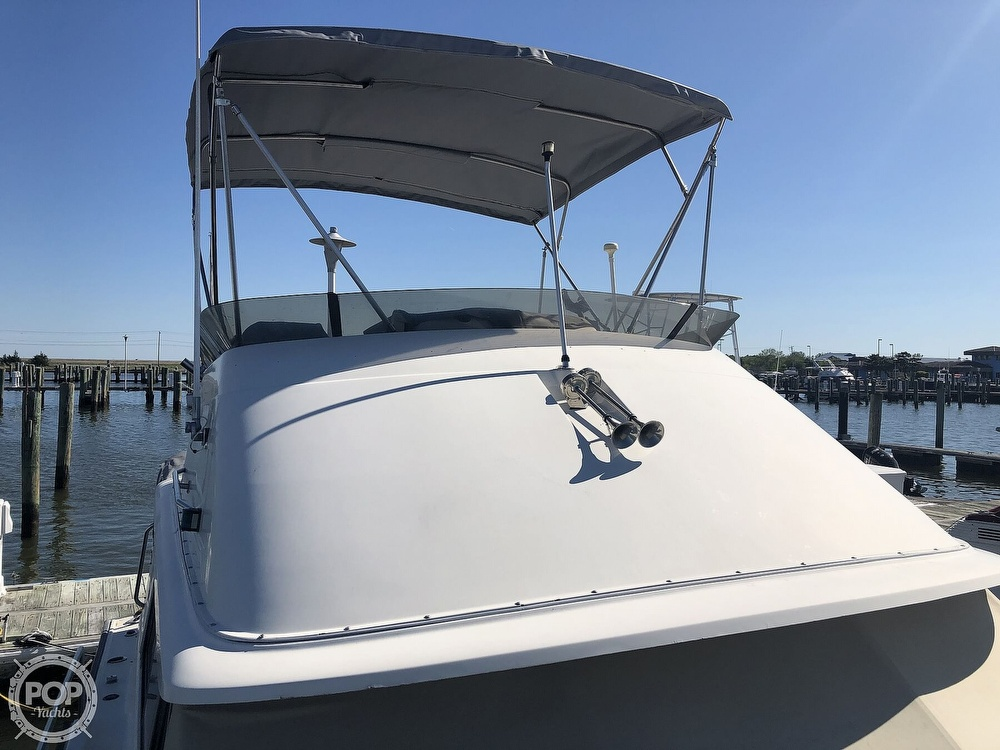 1987 Silverton boat for sale, model of the boat is 34 Convertible & Image # 24 of 40