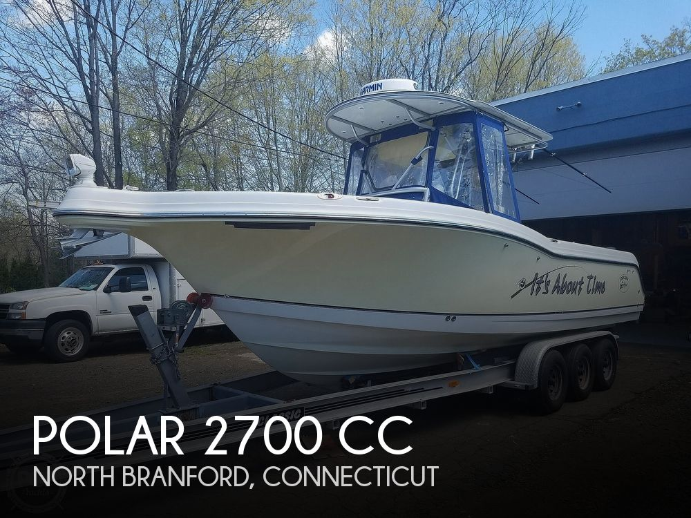 Used Polar Boats For Sale by owner | 2004 Polar CC 2700