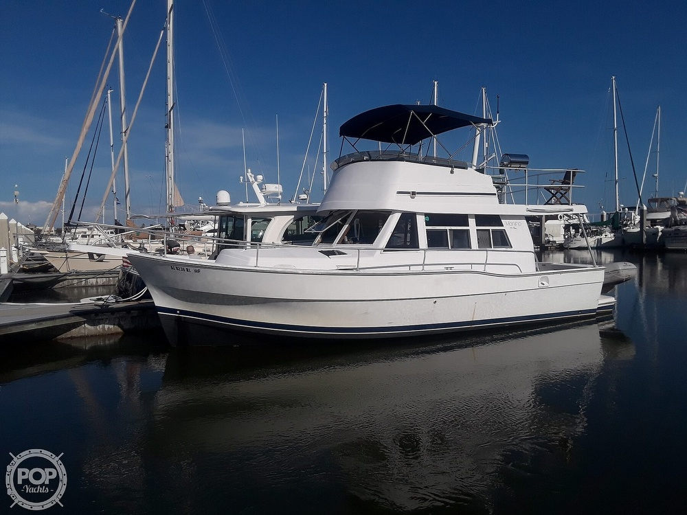 1998 Mainship boat for sale, model of the boat is 350 & Image # 3 of 40