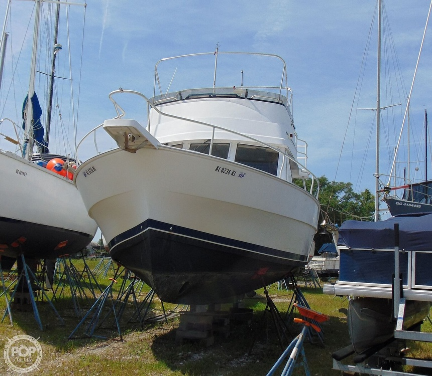 1998 Mainship boat for sale, model of the boat is 350 & Image # 4 of 40
