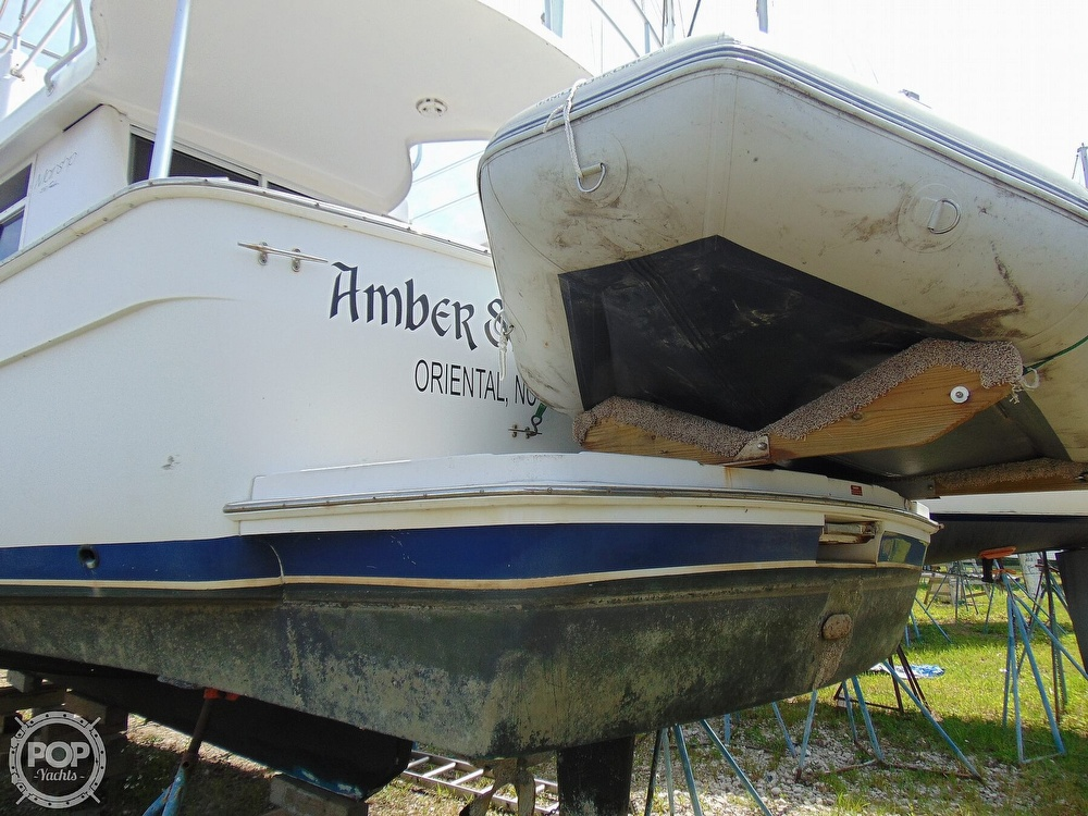 1998 Mainship boat for sale, model of the boat is 350 & Image # 13 of 40