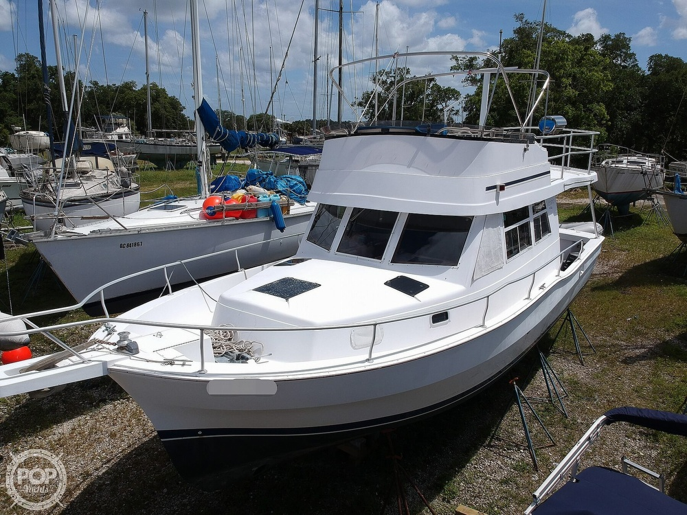1998 Mainship boat for sale, model of the boat is 350 Trawler & Image # 11 of 40