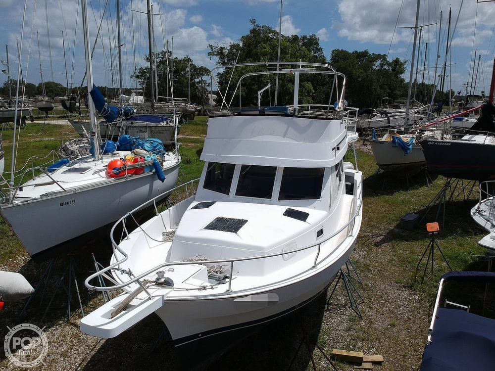 1998 Mainship boat for sale, model of the boat is 350 Trawler & Image # 12 of 40