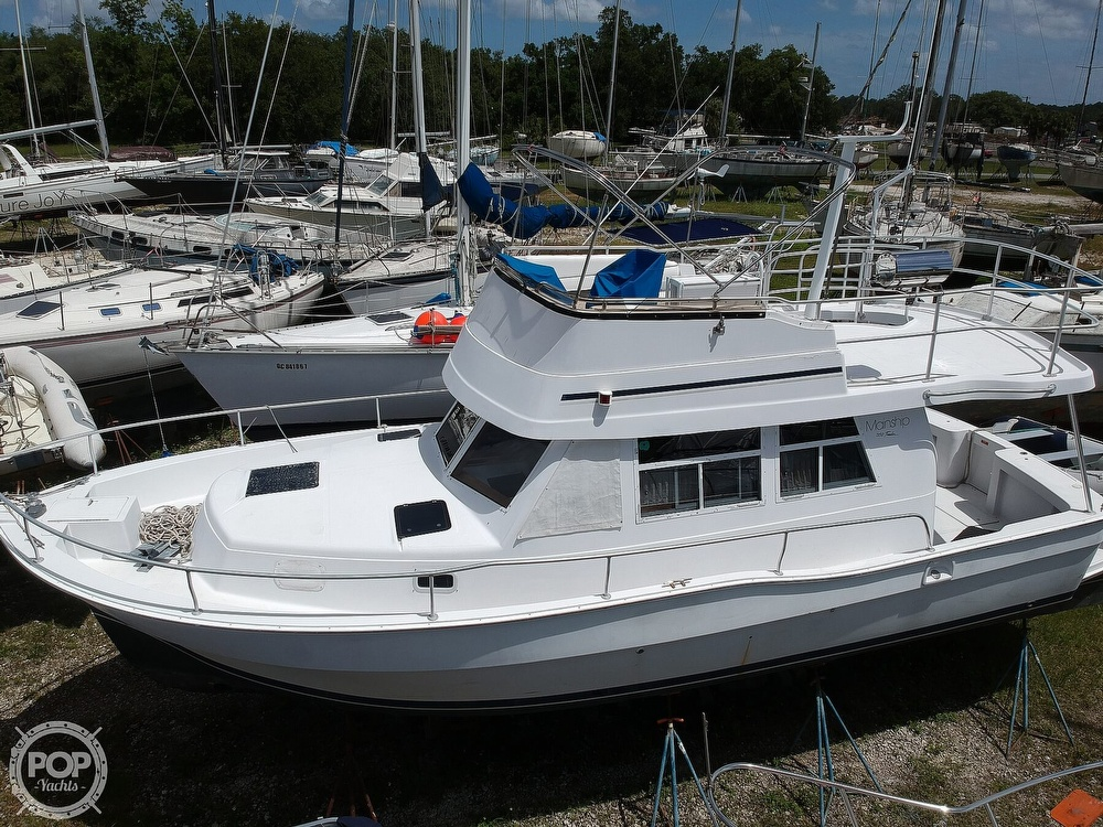 1998 Mainship boat for sale, model of the boat is 350 Trawler & Image # 14 of 40