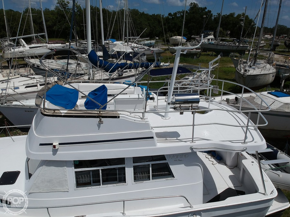 1998 Mainship boat for sale, model of the boat is 350 Trawler & Image # 15 of 40