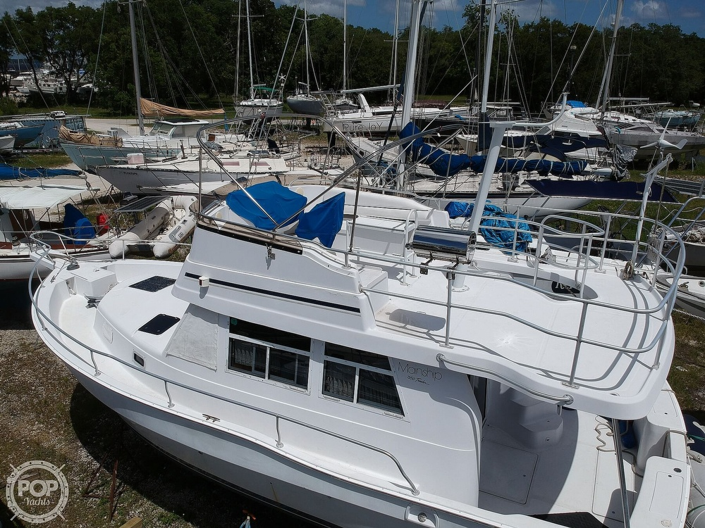 1998 Mainship boat for sale, model of the boat is 350 Trawler & Image # 16 of 40