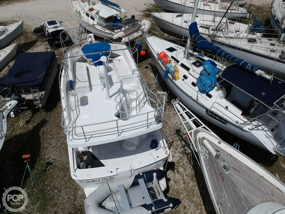1998 Mainship boat for sale, model of the boat is 350 Trawler & Image # 17 of 40