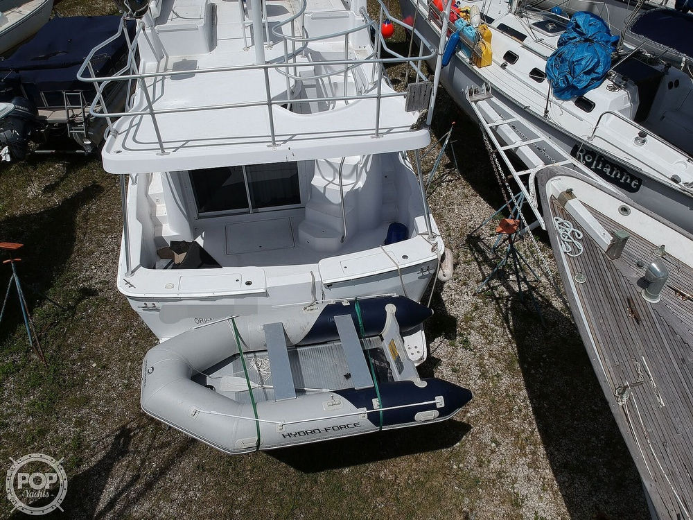 1998 Mainship boat for sale, model of the boat is 350 Trawler & Image # 18 of 40