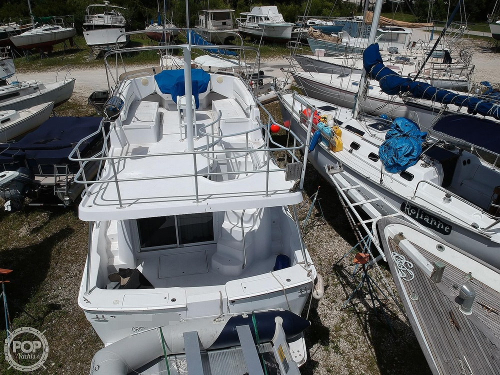 1998 Mainship boat for sale, model of the boat is 350 Trawler & Image # 19 of 40