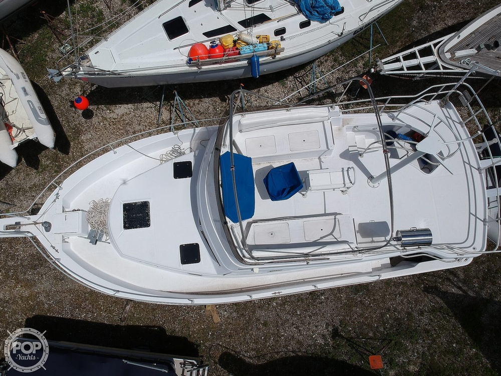 1998 Mainship boat for sale, model of the boat is 350 Trawler & Image # 20 of 40