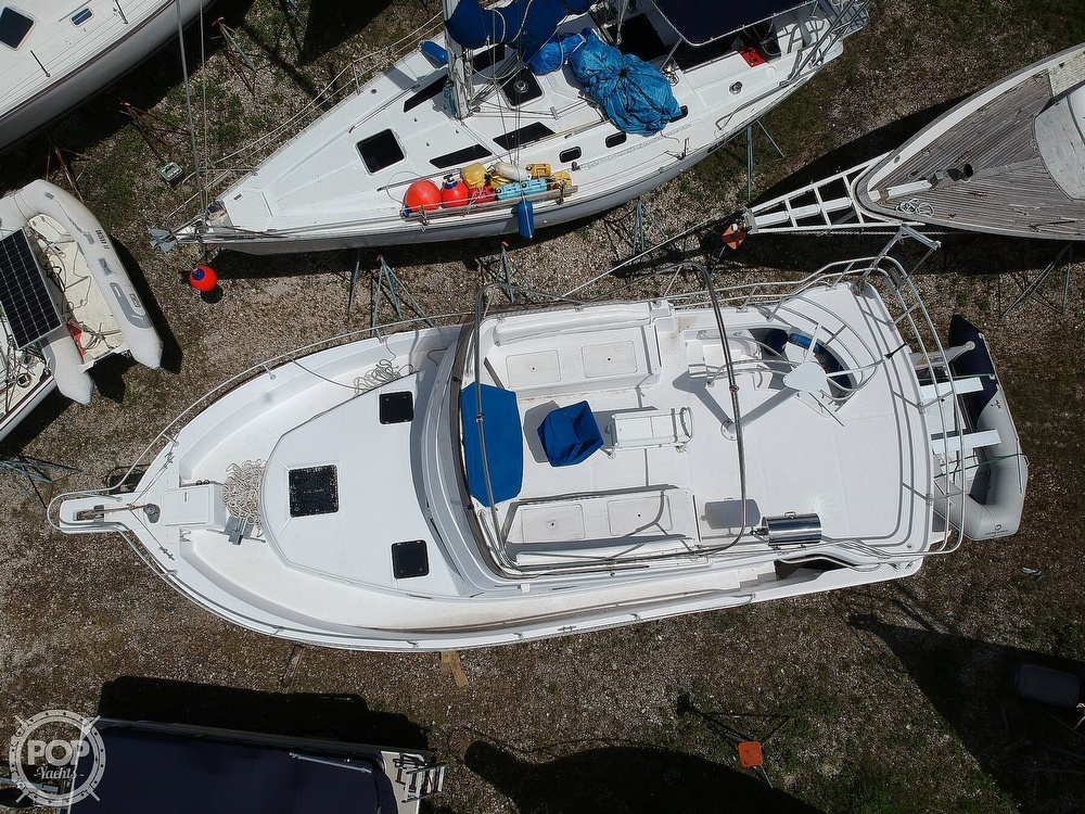1998 Mainship boat for sale, model of the boat is 350 Trawler & Image # 21 of 40