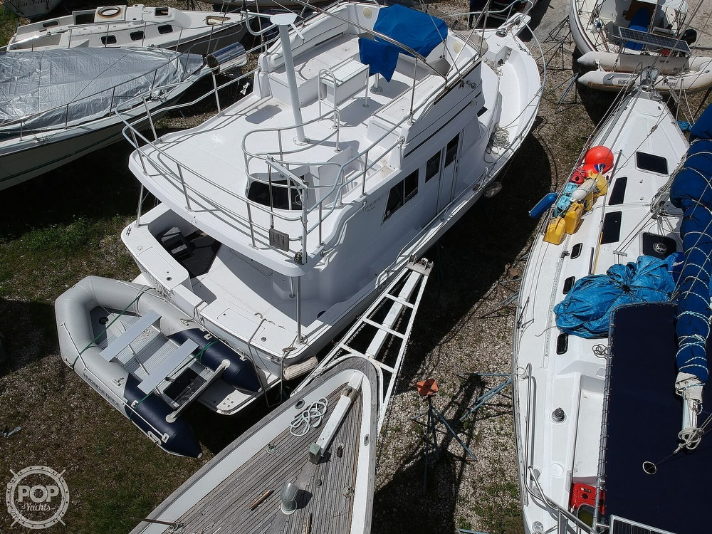 1998 Mainship boat for sale, model of the boat is 350 Trawler & Image # 23 of 40