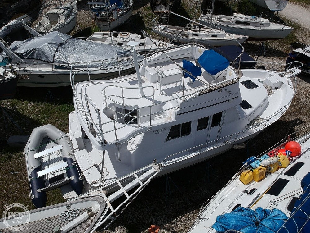 1998 Mainship boat for sale, model of the boat is 350 Trawler & Image # 24 of 40