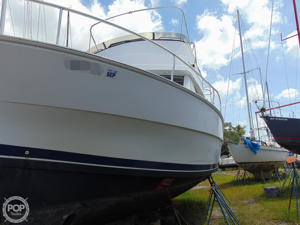 1998 Mainship boat for sale, model of the boat is 350 Trawler & Image # 34 of 40