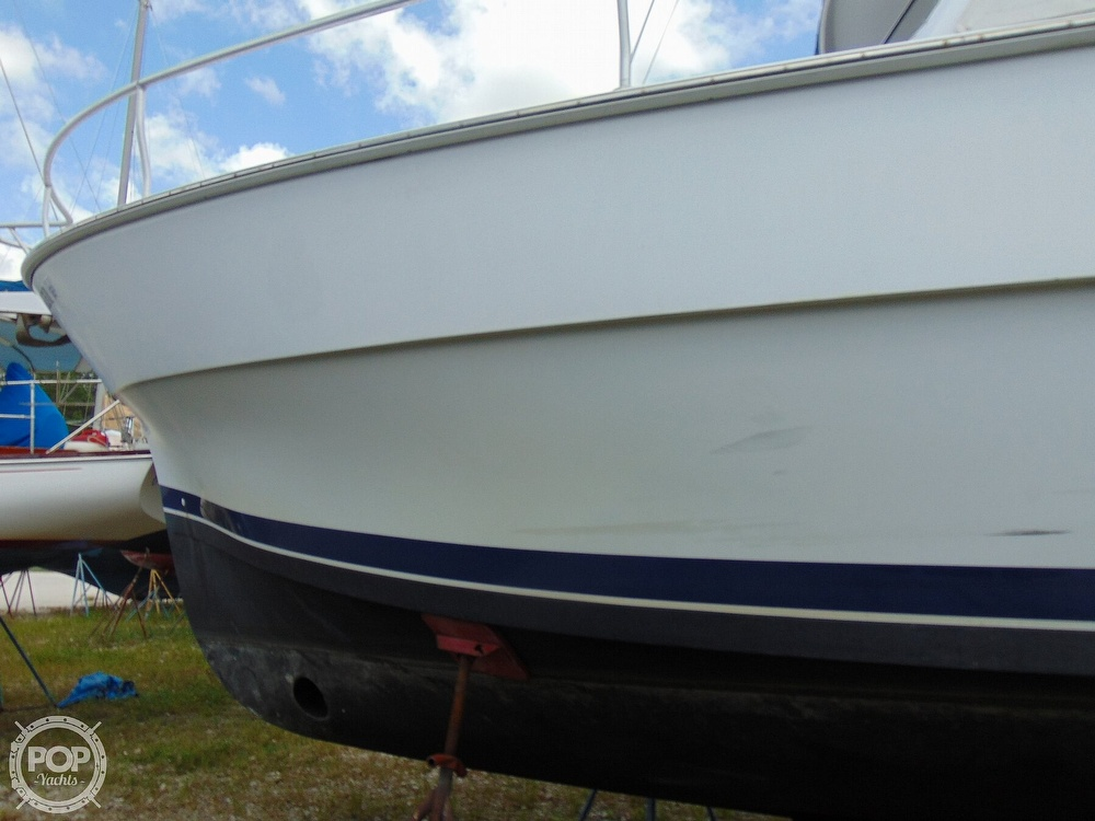 1998 Mainship boat for sale, model of the boat is 350 Trawler & Image # 36 of 40
