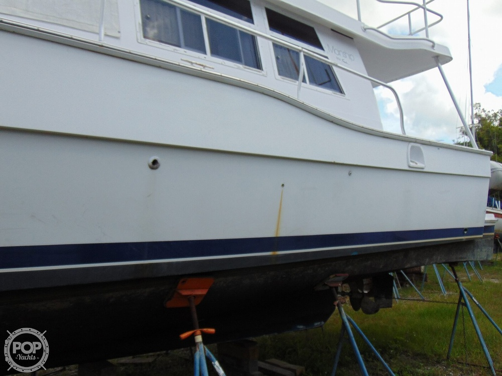 1998 Mainship boat for sale, model of the boat is 350 Trawler & Image # 39 of 40