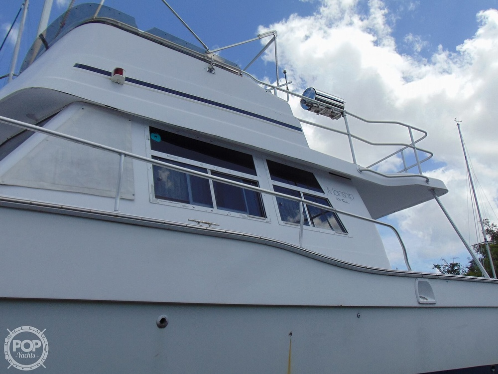 1998 Mainship boat for sale, model of the boat is 350 Trawler & Image # 40 of 40