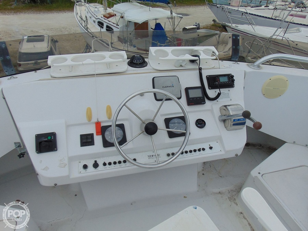 1998 Mainship boat for sale, model of the boat is 350 Trawler & Image # 3 of 40