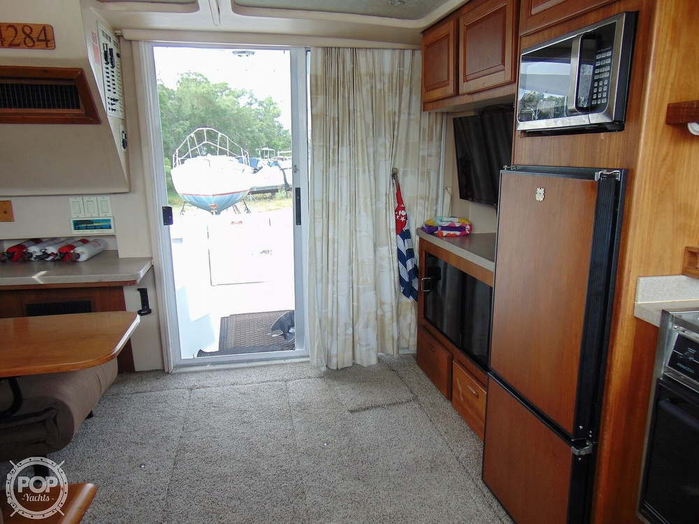 1998 Mainship boat for sale, model of the boat is 350 Trawler & Image # 9 of 40