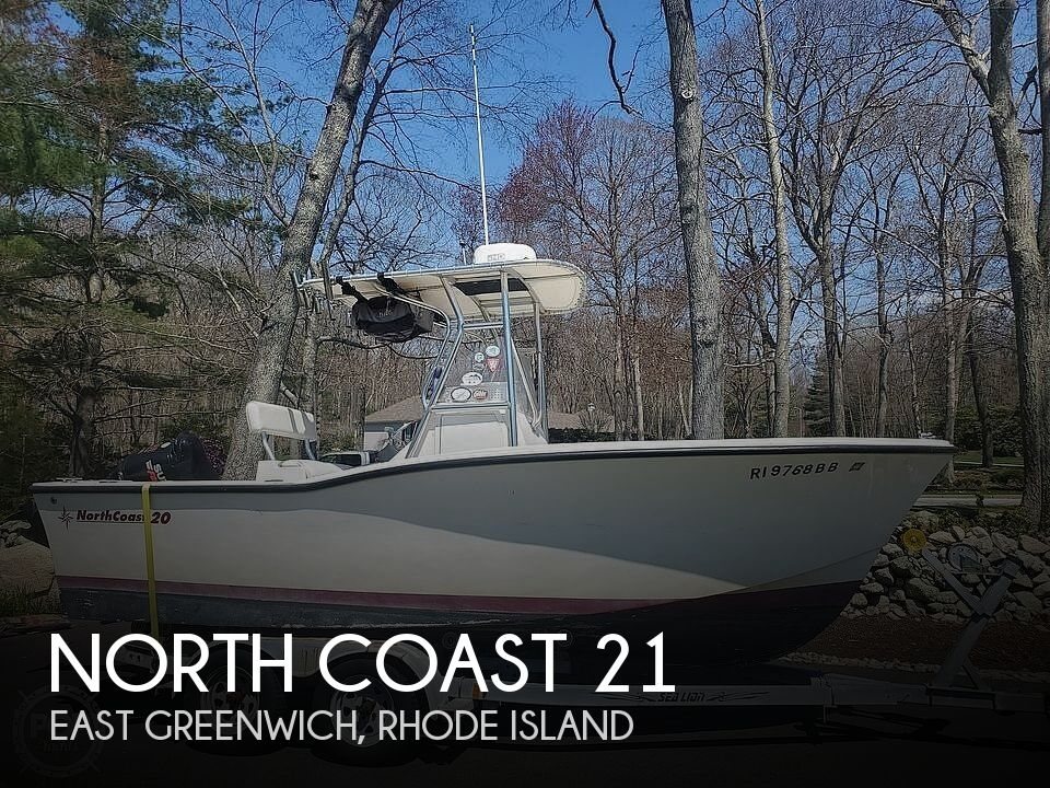 Used North Coast Boats For Sale by owner | 2005 North Coast 21