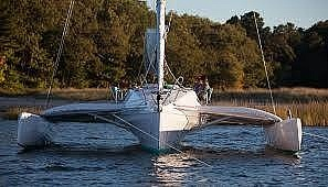 2009 Corsair Marine boat for sale, model of the boat is 750 Sprint & Image # 2 of 40