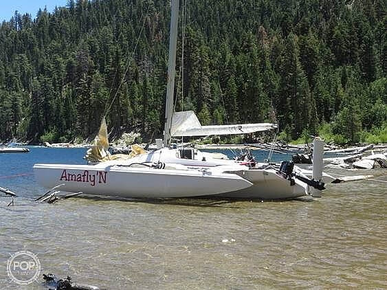 2009 Corsair Marine boat for sale, model of the boat is 750 Sprint & Image # 3 of 40