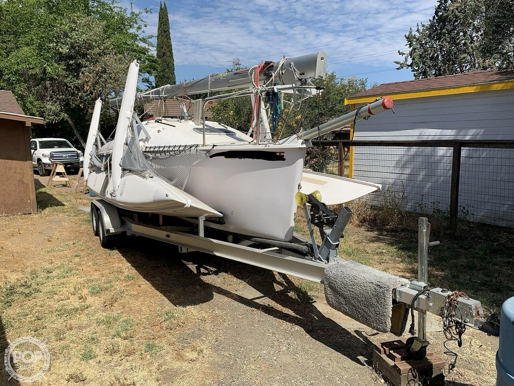 2009 Corsair Marine boat for sale, model of the boat is 750 Sprint & Image # 4 of 40