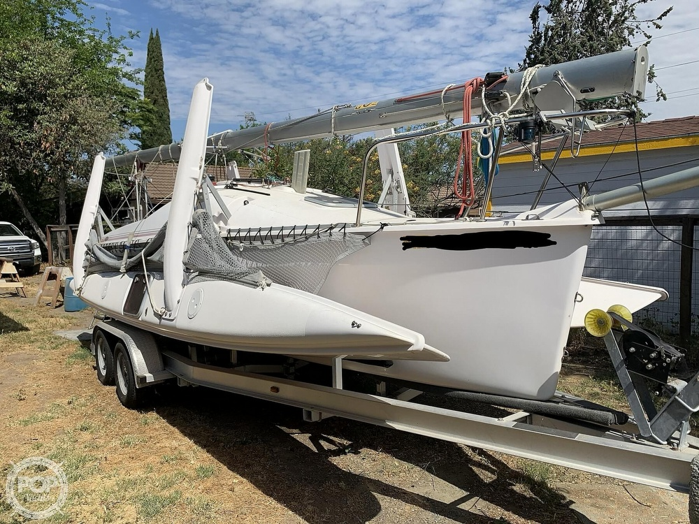 2009 Corsair Marine boat for sale, model of the boat is 750 Sprint & Image # 5 of 40