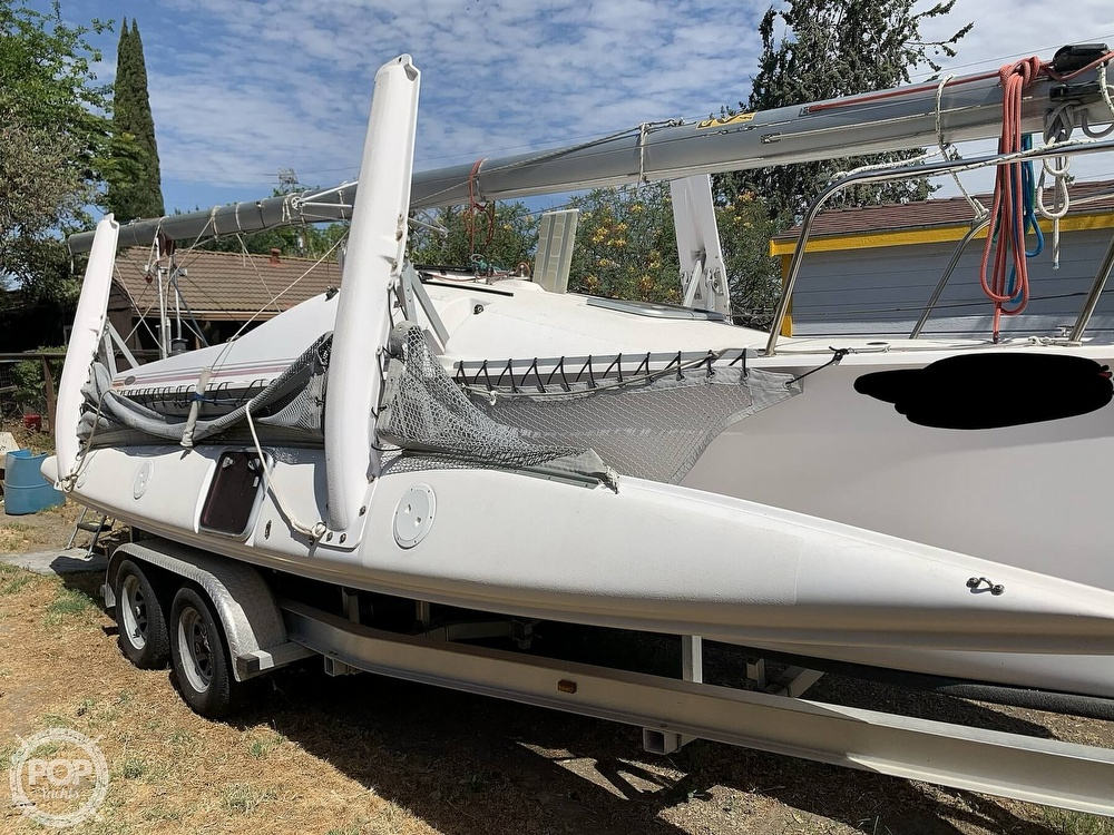 2009 Corsair Marine boat for sale, model of the boat is 750 Sprint & Image # 6 of 40