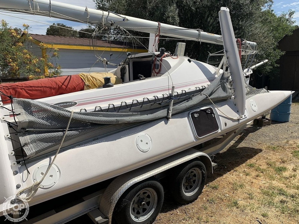 2009 Corsair Marine boat for sale, model of the boat is 750 Sprint & Image # 8 of 40