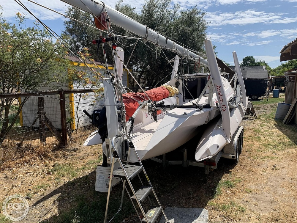 2009 Corsair Marine boat for sale, model of the boat is 750 Sprint & Image # 10 of 40
