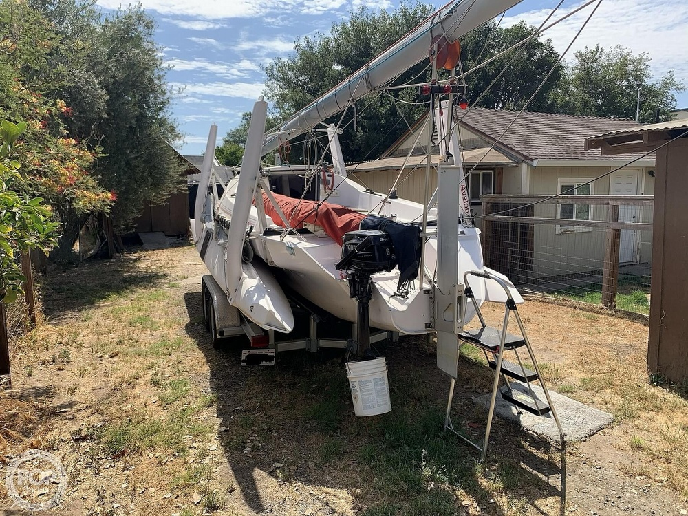2009 Corsair Marine boat for sale, model of the boat is 750 Sprint & Image # 11 of 40
