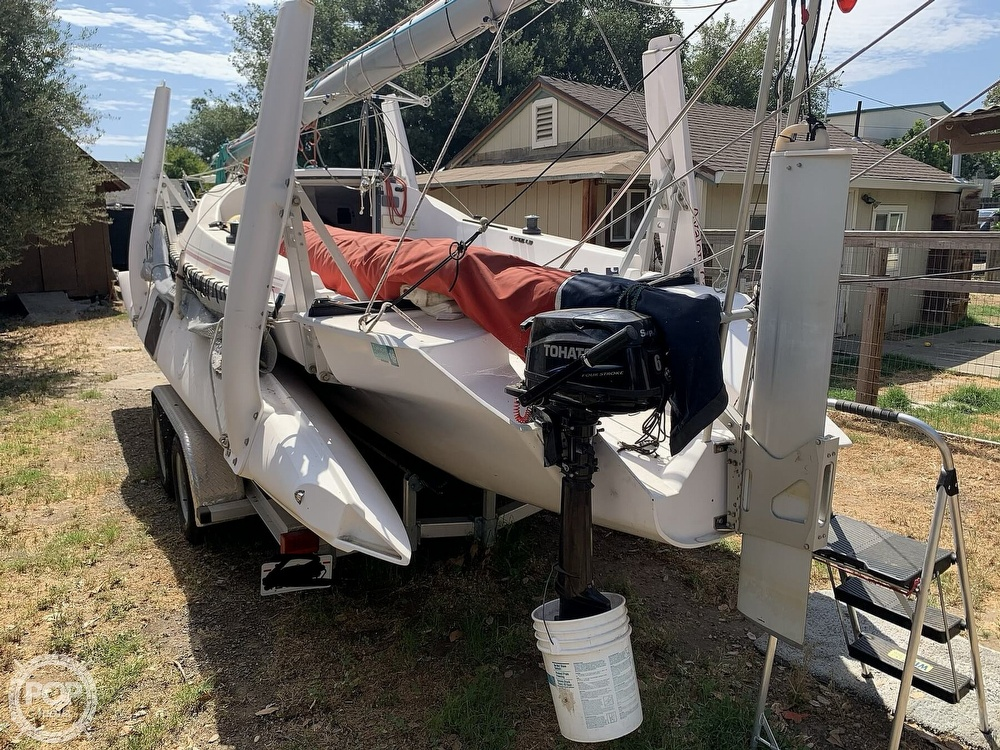 2009 Corsair Marine boat for sale, model of the boat is 750 Sprint & Image # 12 of 40