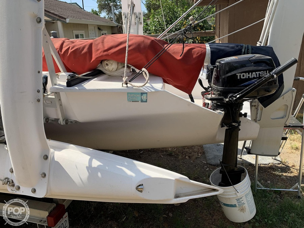 2009 Corsair Marine boat for sale, model of the boat is 750 Sprint & Image # 13 of 40