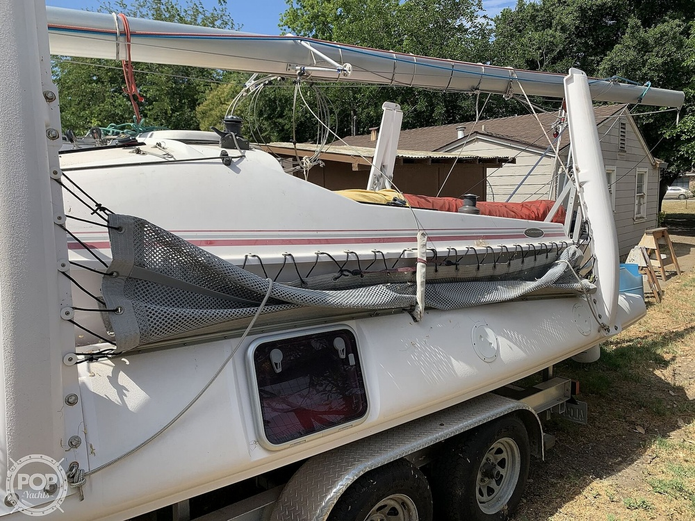 2009 Corsair Marine boat for sale, model of the boat is 750 Sprint & Image # 14 of 40
