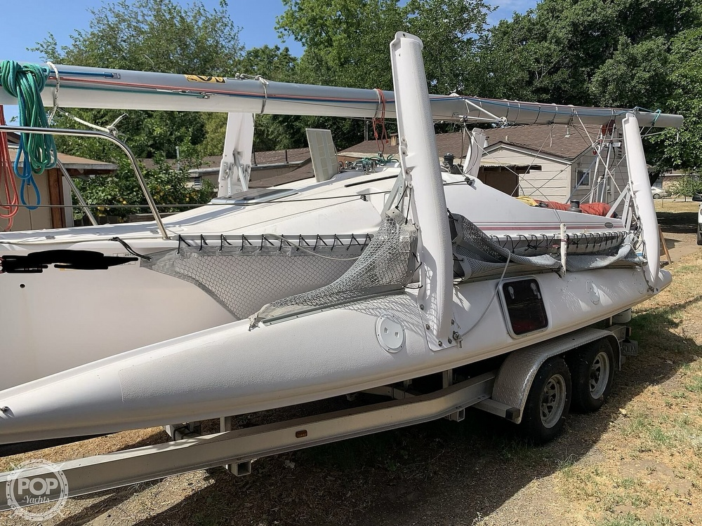 2009 Corsair Marine boat for sale, model of the boat is 750 Sprint & Image # 15 of 40
