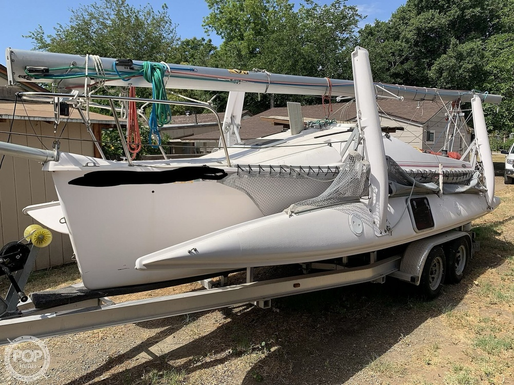 2009 Corsair Marine boat for sale, model of the boat is 750 Sprint & Image # 17 of 40